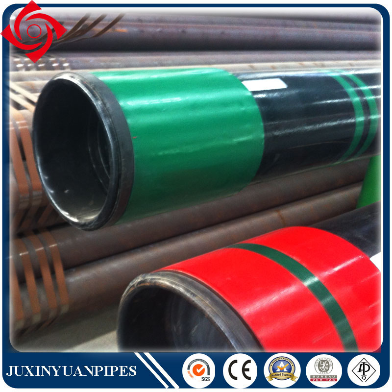J55 Casing pipes and tubing paipes