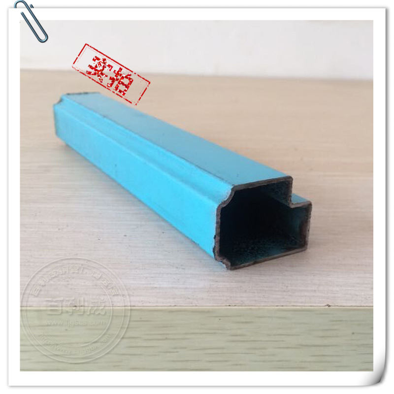 shaped steel pipe